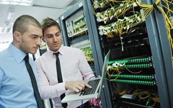 it staff data room