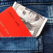 credit card pants