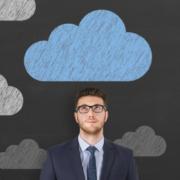 cloud illustration user