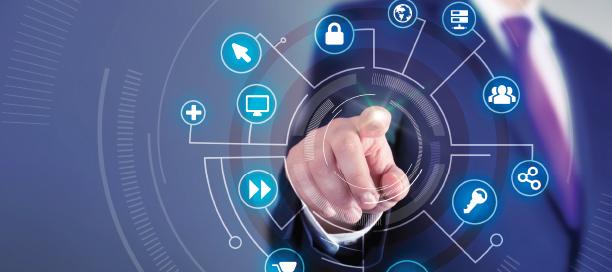 technology user circle